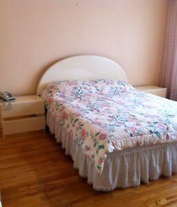 Chambre à coucher complet / Bedroom set!!!