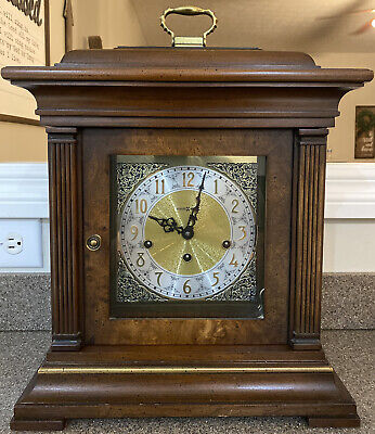 Howard Miller Thomas Tompion TRIPLE CHIME Lg Carriage612-436 Mantel Clock WORKS