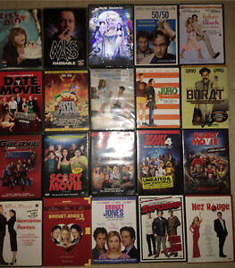 Dvd comedies