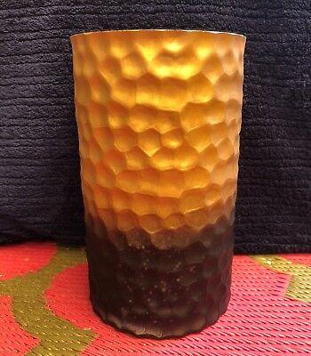 Yankee Candle Halloween Kerzenhalter groß aus Glas für 623g und 411g Jar