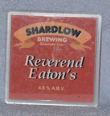 Shardlow Reverend Eaton's Pump Clip Front