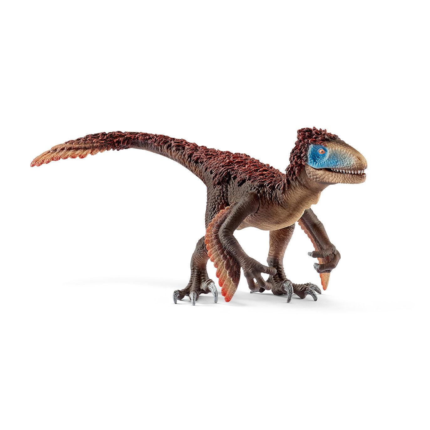 Schleich Dinosaurs Dinosaurier  14582 Utahraptor  Neu
