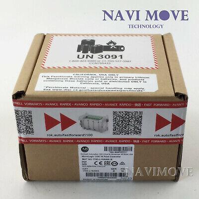 2020 New Sealed Allen Bradley 1763-l16awa Ser B Micrologix 1100 Plc Controller