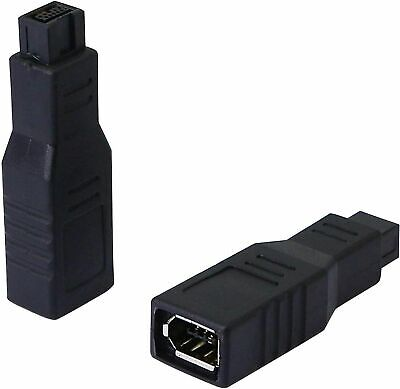 Firewire 800 to 400 Adapter Convertor 9 to 6 pin