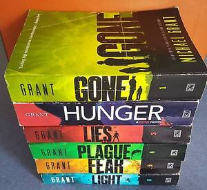 All 6 books from Michael Grant's Gone series Mooloolaba Maroochydore Area Preview
