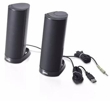 NEW DELL AX210 USB Speakers $25