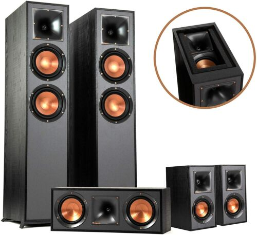 Klipsch Reference Dolby Atmos 5.0.2 Home Theater System With Surround System