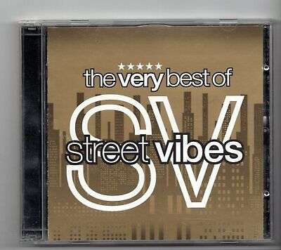 (JH773) The Very Best Of Street Vibes, 42 tracks various artists- 2003 double (The Very Best Of Street Vibes)