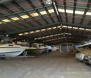 Boat, Caravan & Vehicle Storage - SOUTH BEACH STORAGE Fremantle Fremantle Area Preview