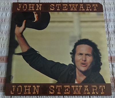 "JOHN STEWART THE LONESOME PICKER RIDES AGAIN 12"" 33RPM VINYL LP WARNER BROS 1948"