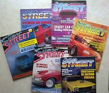 SUPER STREET CAR MAGAZINE Largs North Port Adelaide Area Preview