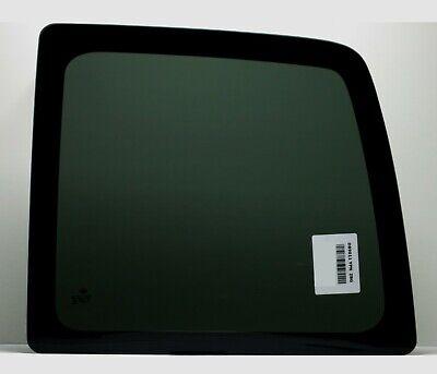 Fits 96-19 GMC Savana Van/Chevy Express Back Glass Passenger Side Back Glass