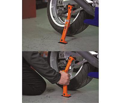 Motorcycle Snapjack V2 Sport Street Enduro Bike Portable Quick Jack Stand NEW