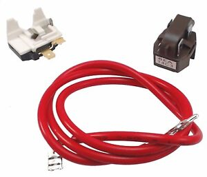 4387535 - Relay & Overload for Whirlpool Refrigerator