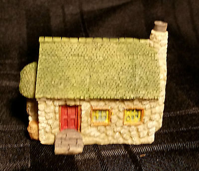 New Micro Miniature Dollhouse Fairy Garden Potter's Cottage Home House