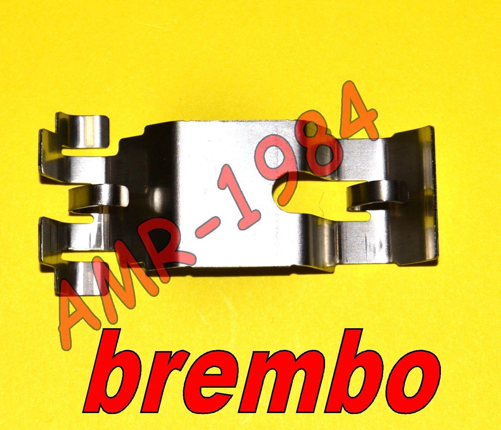 KIT MOLLA PINZA FRENO  BREMBO  ORIGINALE  120225590