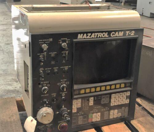Mazak Mazatrol CAM T-2 Control, Monitor & Keypad | ID: 734101R0104 | # 4649