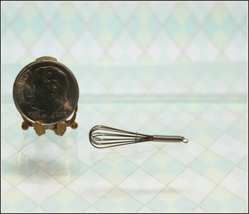 Dollhouse Miniature Wire Whisk