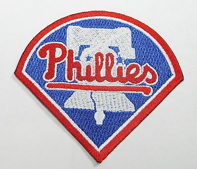 LOT OF MLB BASEBALL PHILADELPHIA PHILLIES EMBROIDERED PATCH