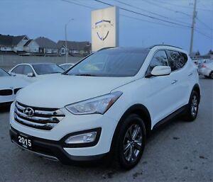 2015 Hyundai Santa Fe Sport 2.4 Luxury ACCIDENT FREE | LOW MI...