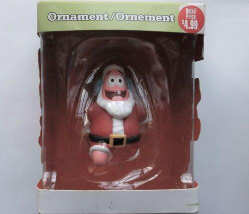 Spongebob Squarepants Patrick Star Santa Christmas Ornament American Greetings