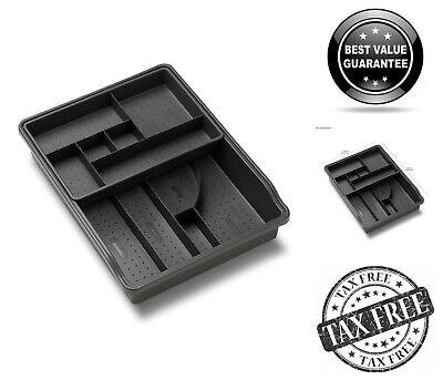 Drawer Organizer-Granite Heavy Duty Tray Multi-Purpose Junk Storage (Multi Purpose Drawer)
