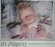 Baby Doll mold My Princess 19 inch Doĺl head and hands cloth body Traralgon Latrobe Valley Preview