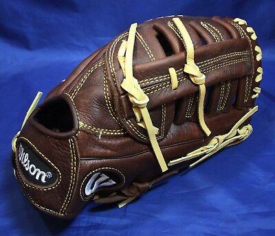 Wilson A800 Showtime 12 5  Baseball Glove  Wta08rb16125