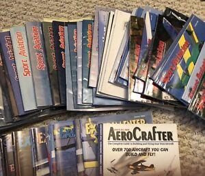 Assorted aviation magazines