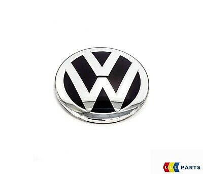NEW GENUINE VW CADDY 2017- FRONT BUMPER RADIATOR GRILLE BADGE 2K5853601AJZA