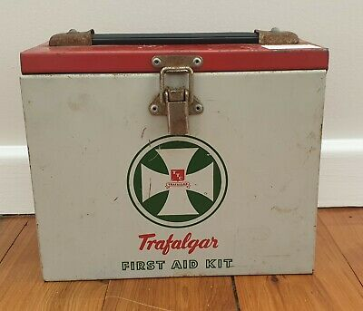 Vintage Trafalgar First Aid Kit