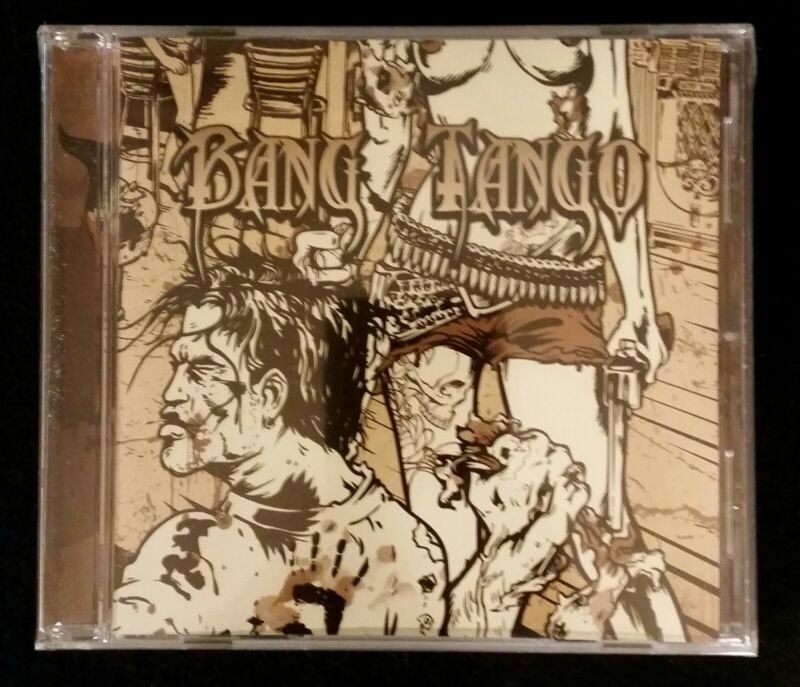"Bang Tango ""Pistol Whipped In The Bible Belt"" CD"