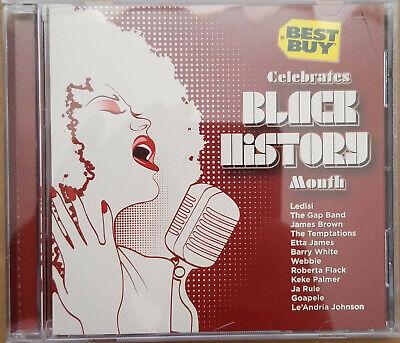 Various Artists Best Buy Celebrates Black History Month (Best Neo Soul Artists)