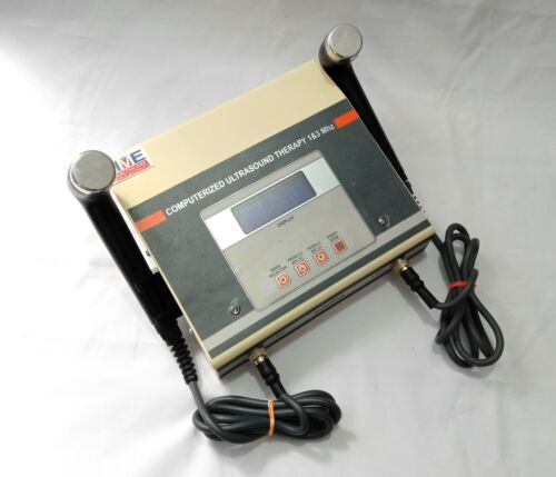 HME1&3 MHz Ultrasound Therapy Pain Relief Therapy Physiotherapy Machine Free Shp