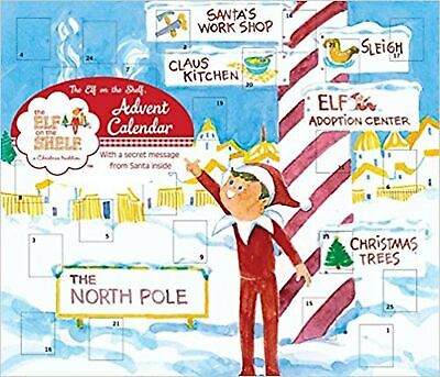 The Elf on the Shelf Advent Calendar [Calendar] Universe Publishing