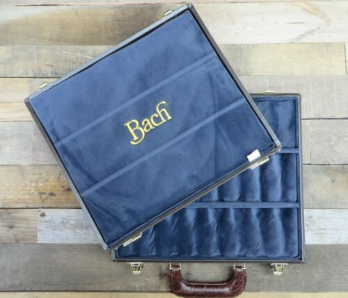 Genuine Bach, 24 Mouthpiece Display Case **Trumpet, Flugelhorn, Cornet Etc**
