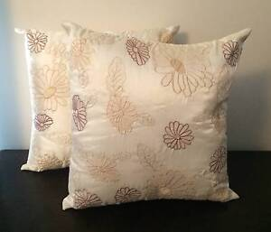 2 x Decorative Cushions Armadale Area Preview
