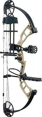 New Bear Cruzer RTH Ready To Hunt Compound Bow 5-70# 12