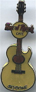 Hard-Rock-Cafe-SKYDOME-2001-MINI-GUITAR-Series-PIN-Yellow-r