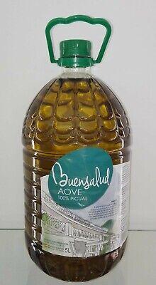 Aceite de oliva virgen extra. 2 garrafas de 5 litros. COSECHA 2020-2021.
