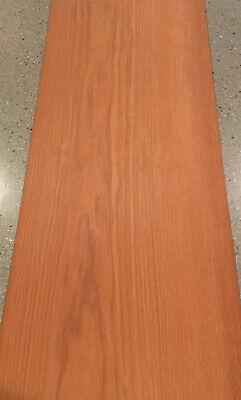 Mahogany Wood Veneer 2 Wide Sheets 38 X 15 7 Sq Ft