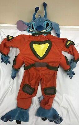 Disney Store Lilo And Stitch 626 Costume Kids XS 4 5 Halloween *See Description