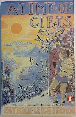 A Time Of Gifts 1988 Softback Patrick Leigh Fermor