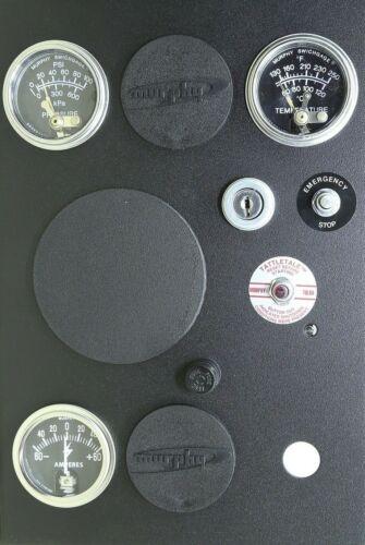 Murphy W0168 30700009 Analog Engine Control Panel Assy.