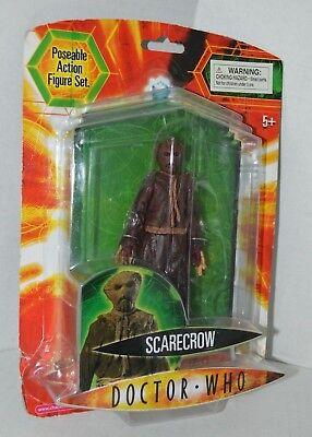 - DOCTOR WHO Series 3 SCARECROW 2008 Underground Toys NEW - David Tennant Era BBC