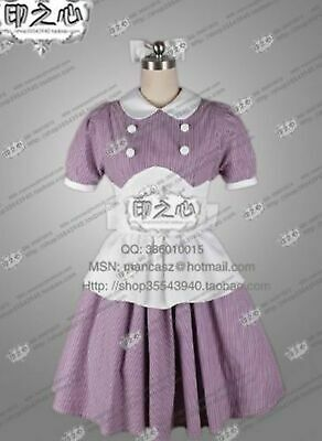 NEW ! BioShock Little Sister Dress Full Set Cosplay - Little Sister Cosplay Kostüm