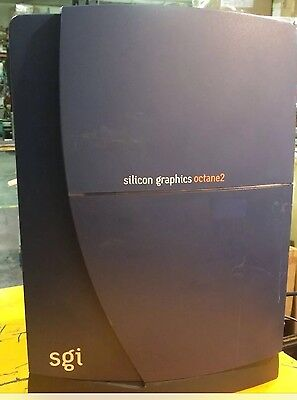 Sgi Silicon Graphics Octane2 Cmnb015ang360 For Ge Mri Ct Scanner Systems