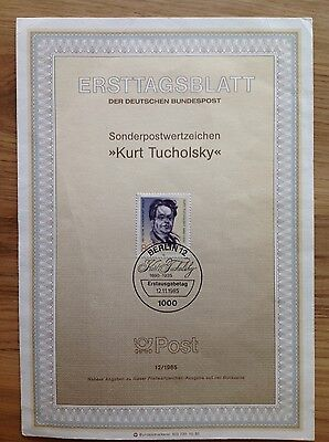 ETB 12/1985 Kurt Tucholsky