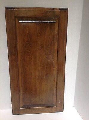 Alder wood cabinet door 5 piece raised panel