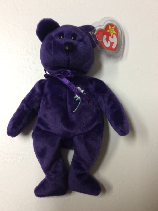 PRINCESS DIANA TY BEANIE BABY FIRST EDITION RARE MINT CONDITION ORIGINAL 1997
